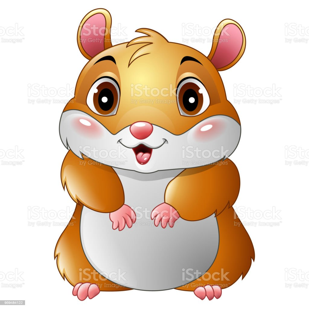Image result for hamster cartoon