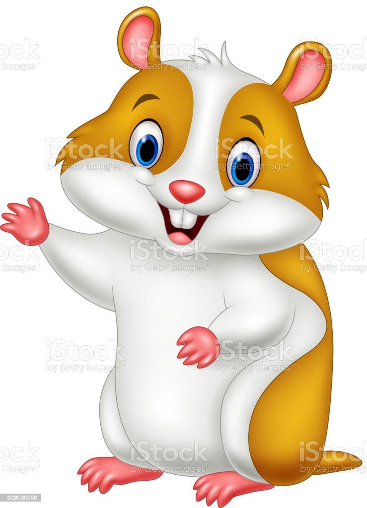 Hamster clipart