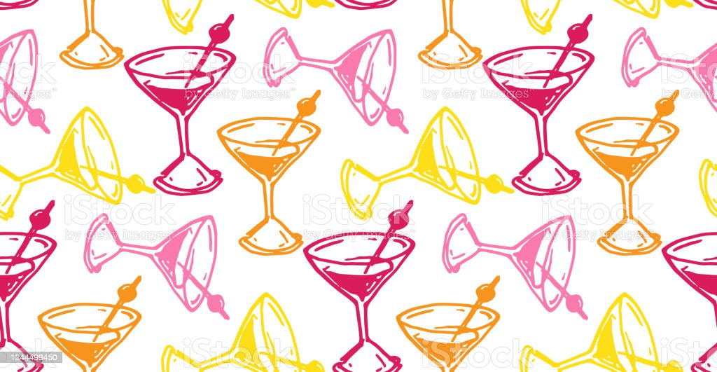 29+ Cartoon Cocktail Wallpaper Gif