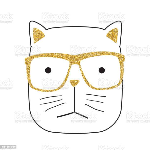 Cute handdrawn cat vector illustration vector id664364566?b=1&k=6&m=664364566&s=612x612&h=p90kmw3lzbe3nw7lhxcaddgzocnfnf ws lq9yb oom=