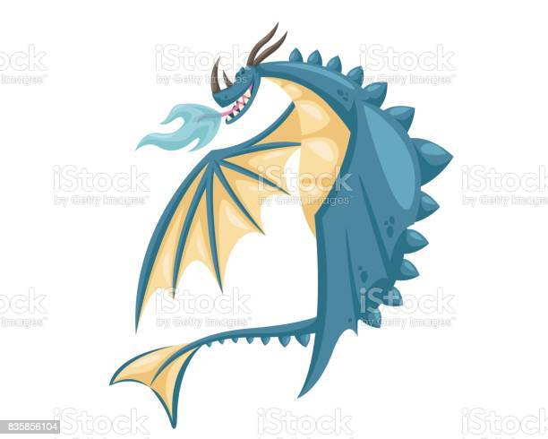 Cute happy flying dragon illustration vector id835856104?b=1&k=6&m=835856104&s=612x612&h=6vegcuwj1rrbdutolnr3le5rjsn7y aj4bxurrxcd9k=