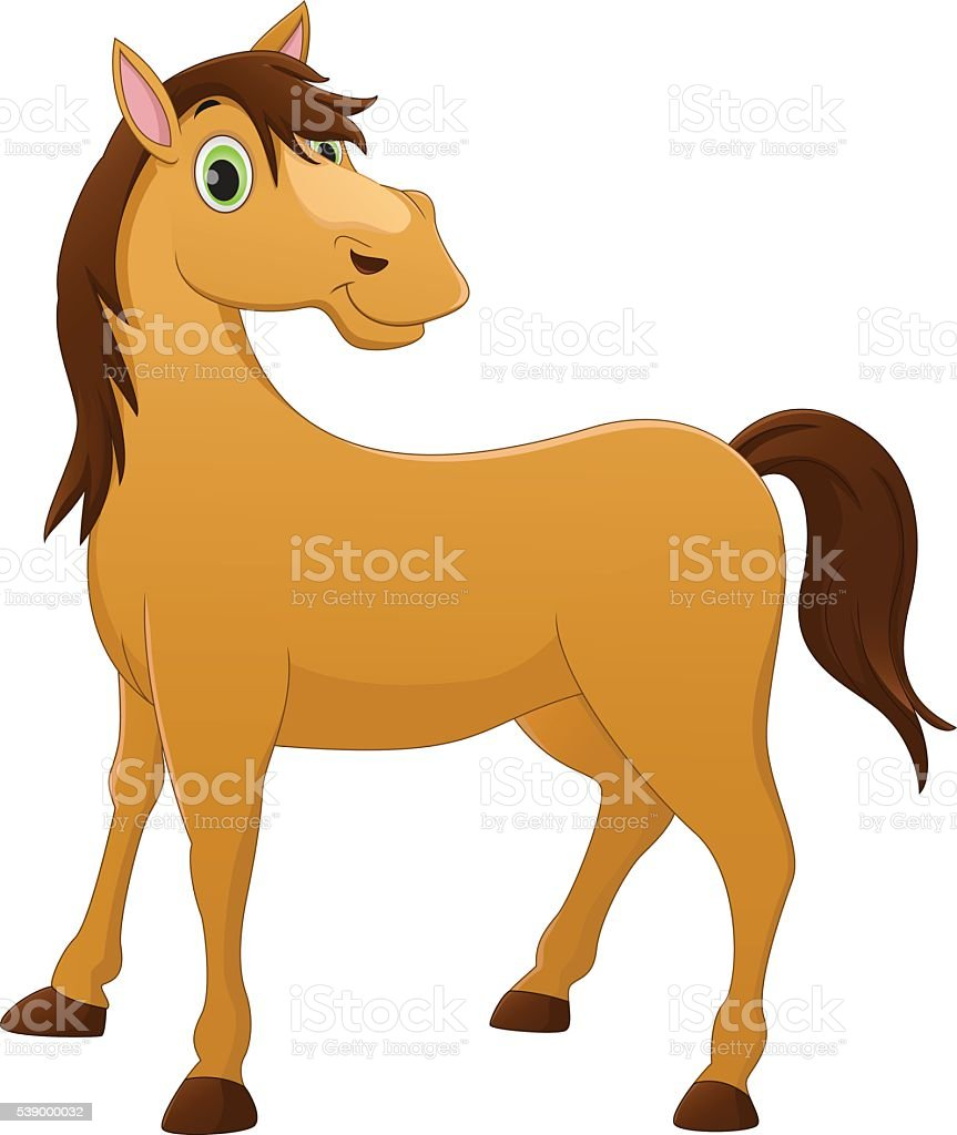 royalty free funny horse clip art vector images illustrations rh istockphoto com horse clipart romance horse clipart transparent