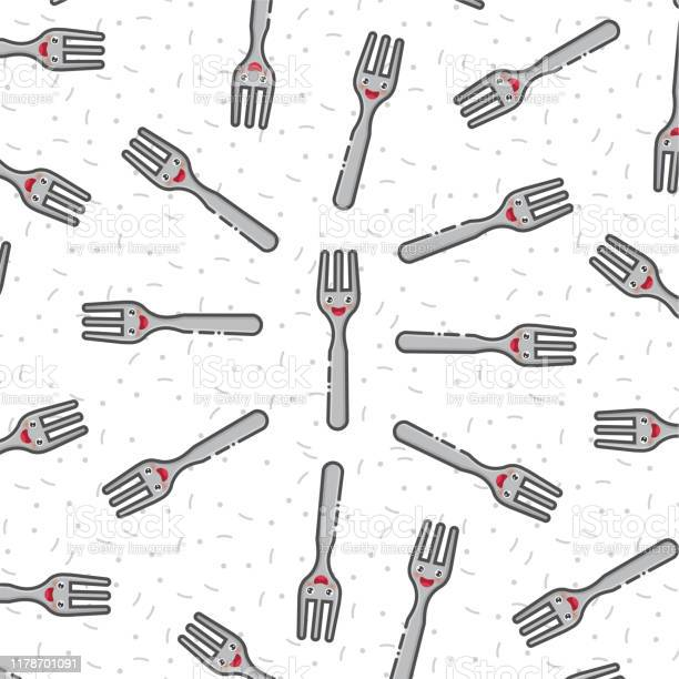 Cute illustration background of fork with gray color vector id1178701091?b=1&k=6&m=1178701091&s=612x612&h=f fg5ncbk r8ap6g6fs8fipk kbqoavbpkxkp2qnidi=