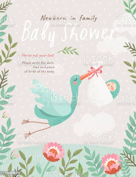 Cute illustration of a stork with a baby in a flower frame vector vector id1174096317?b=1&k=6&m=1174096317&s=612x612&h=v1wokjdx1uu8v9xzzxlmhm4z2omvfe1b9rhimeok4cw=