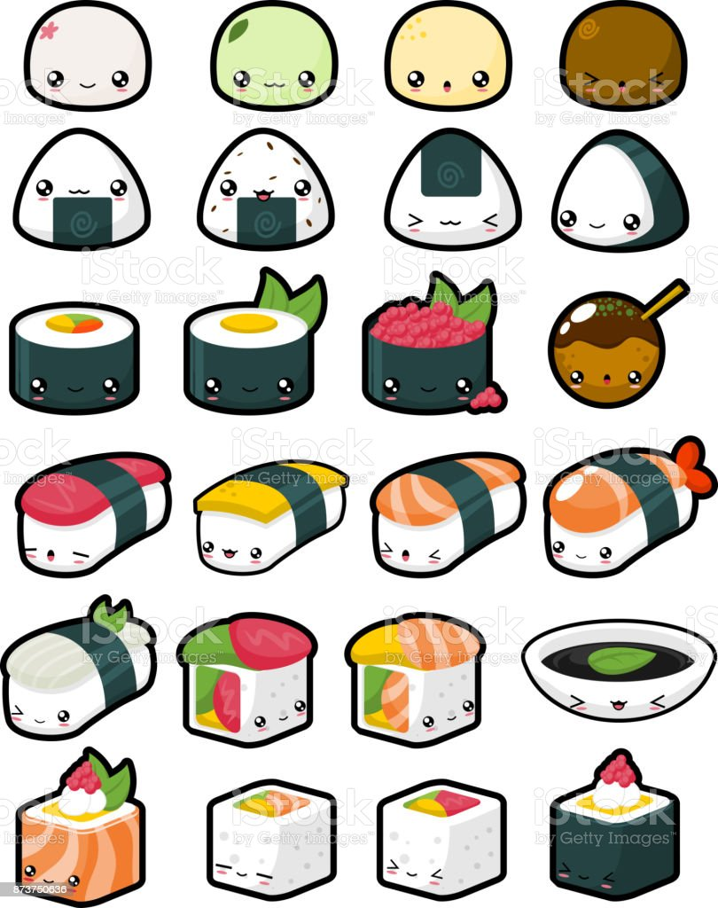 かわいい和食 うどんのベクターアート素材や画像を多数ご用意 Istock