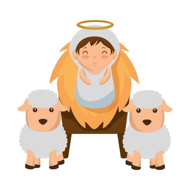Sheep Pen Illustrations, Royalty-Free Vector Graphics ...