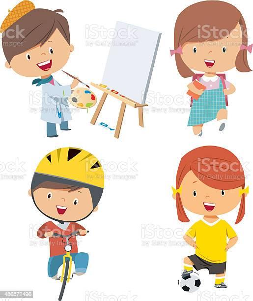 Cute kids vector id486572496?b=1&k=6&m=486572496&s=612x612&h=i evihoxgyndnrc8fpw9bpgydicbpcddueoecmei8vi=