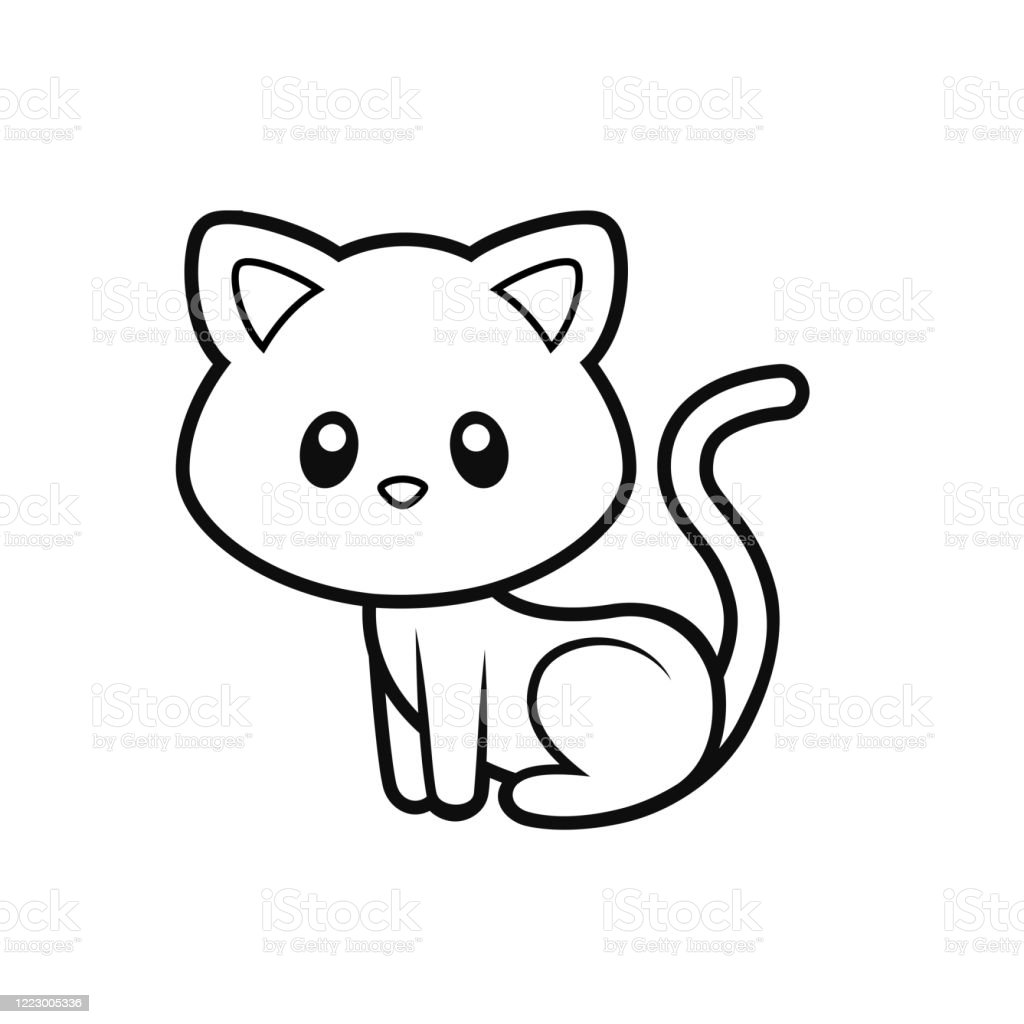 Kittens Coloring Pages The Y Guide