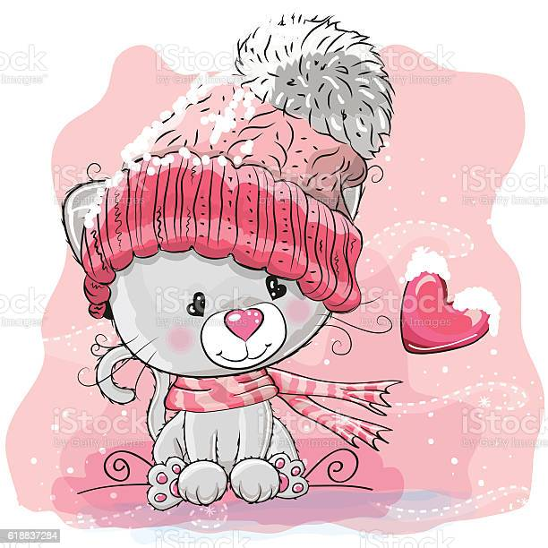 Cute kitten in a knitted cap vector id618837284?b=1&k=6&m=618837284&s=612x612&h=kkqhvcodbi4urqmvckhvhuhbpncpjth9hcyk8gfb3d0=