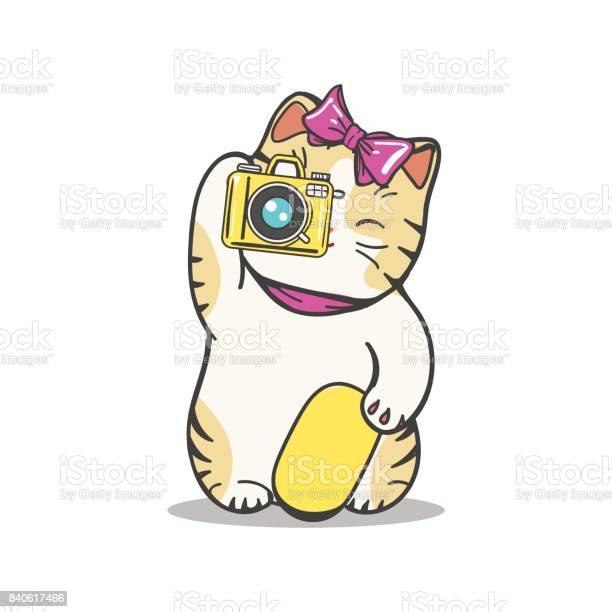 Cute kitten makes photo vector id840617466?b=1&k=6&m=840617466&s=612x612&h=5p02jupyz g7gdhz4g0lfknaapwmqi lrxnh 4 rjze=
