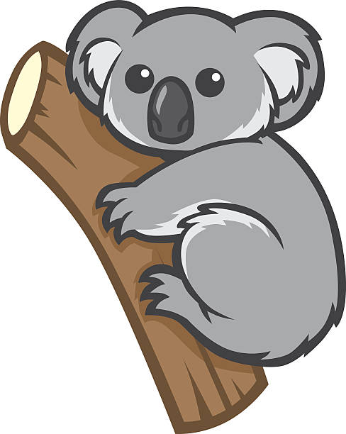Royalty Free Koala Clip Art, Vector Images & Illustrations ...