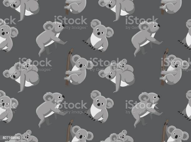 Cute koala seamless wallpaper vector id827169590?b=1&k=6&m=827169590&s=612x612&h=cdesvyylpbv3fx0vxdzatyeenrsaflq pv 0lue1wnk=