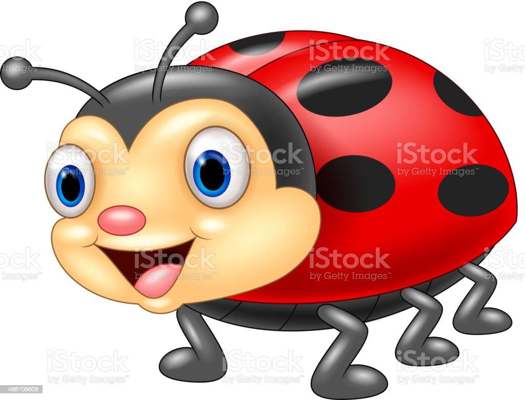 Elegant Cute Ladybug Cartoon Royalty Free Cute Ladybug Cartoon Stock Vector Art  U0026amp; More Images