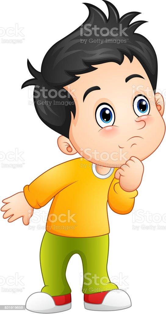 royalty free brunette boy clip art vector images illustrations rh istockphoto com boy clipart images boy clipart black