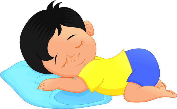 Best Napping Illustrations, Royalty-Free Vector Graphics ...