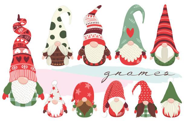 8 138 Gnome Illustrations Clip Art Istock