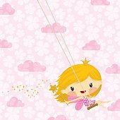 Princess swinging. Please see some similar pictures in my lightboxs: