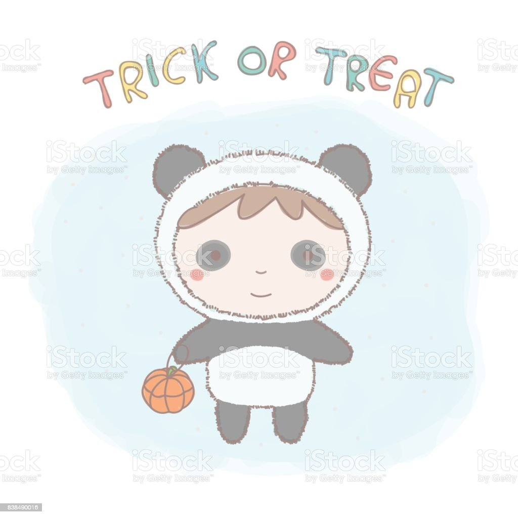 Royalty Free Halloween Teddy Bear Drawing Clip Art Vector Images