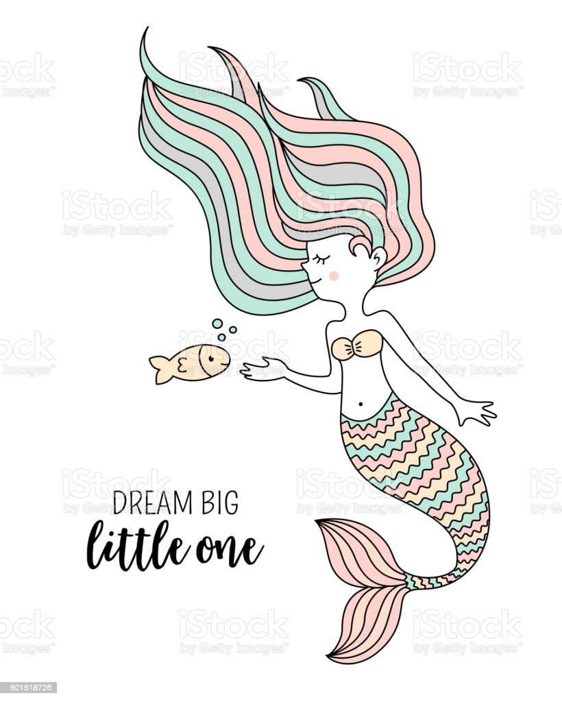 What is the dream of a mermaid