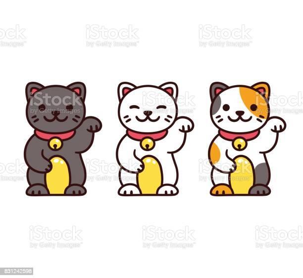 Cute maneki neko cats vector id831242598?b=1&k=6&m=831242598&s=612x612&h=hnzcjvrr5nkdwafgru0cvi ekmdj6hnzxct3eizcuxg=