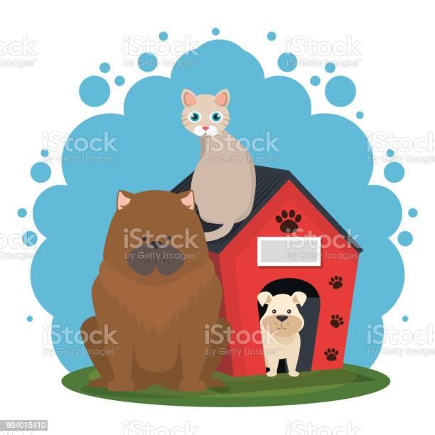Cute mascots pet shop icons vector id934015410?b=1&k=6&m=934015410&s=612x612&h=ryxdg1moeoq7sqh0q0tiev0ask5uk059esc kiio6uc=