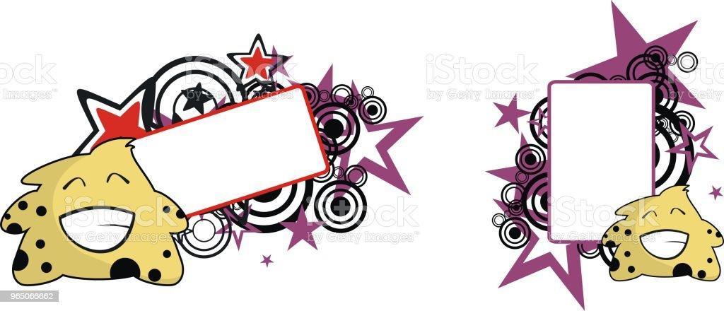 cute monster cartoon expression copyspace set cute monster cartoon expression copyspace set - stockowe grafiki wektorowe i więcej obrazów abstrakcja royalty-free