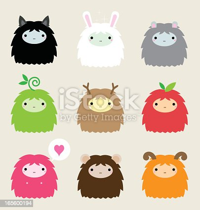 istock cute monsters 165600194