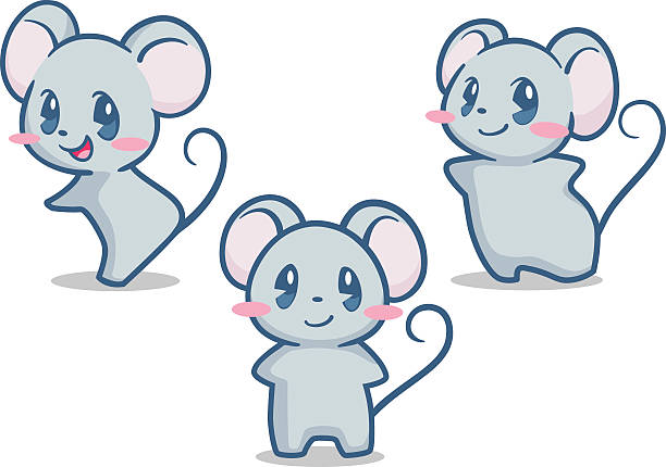 Royalty Free Cute Mouse Clip Art, Vector Images ...