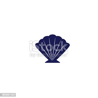 Nautical Icon - Seashell