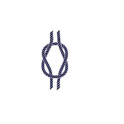 Cute Nautical Knot Icon