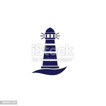 Nautical Icon - Lighthouse