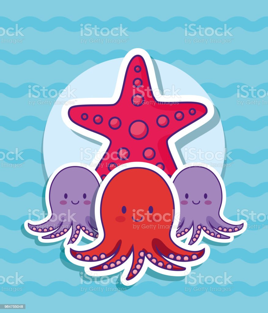 cute octopus icon royalty-free cute octopus icon stock vector art & more images of animal