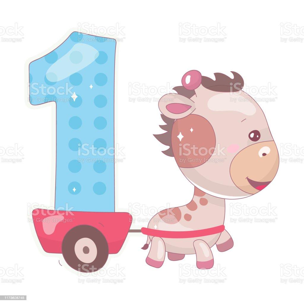 Blue Giraffe Car Sign Like Baby//Child On Board New!