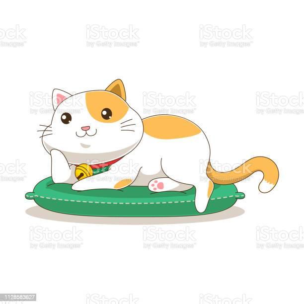 Cute orange sleeping cat illustration vector id1128583627?b=1&k=6&m=1128583627&s=612x612&h=wegsnuq3dalkl4wmtvnofw55nff4rr1cx4rz mcsd4g=
