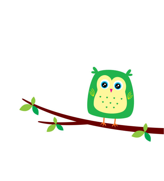 Royalty free clip art of a animated owl wallpaper clip art vector clip art of a animated owl wallpaper clip art vector images illustrations voltagebd Images