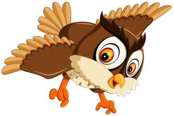 Top 60 Hoot Owl Drawings Clip Art, Vector Graphics and ...