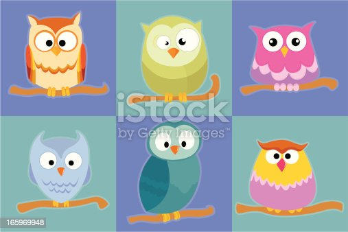cute owl designs