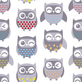 Vector pattern seamless background. Ready for printing on textile and other seamless design.