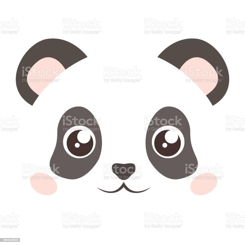 royalty free cute panda logo clip art vector images illustrations rh istockphoto com cute panda clipart free cute panda clipart images