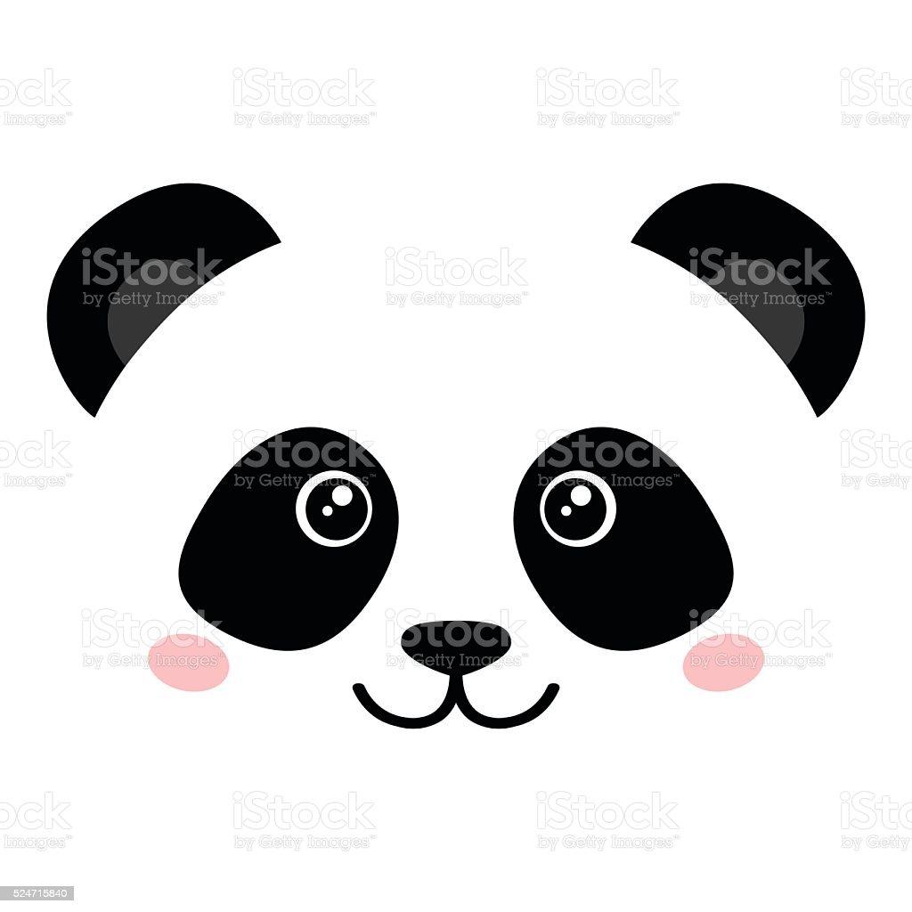 royalty free panda bear clip art vector images illustrations istock rh istockphoto com panda bear clip art images panda bear head clipart