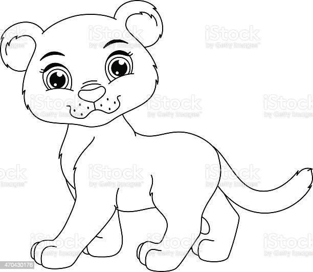 Cute panther coloring page vector id470430176?b=1&k=6&m=470430176&s=612x612&h=b5yw2ukh1xnu dst4etrvu1vhzpjxsuwuwoe6y8 gva=