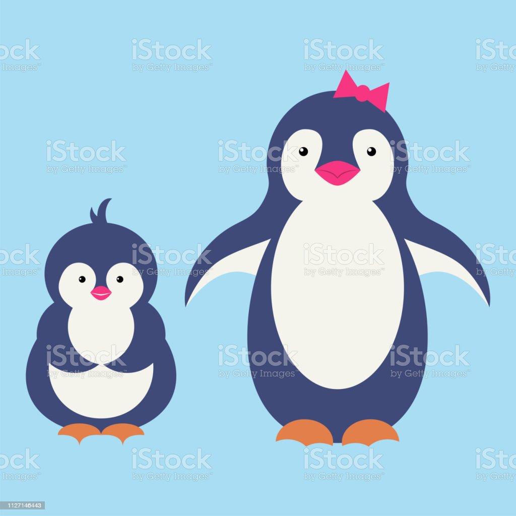かわいいペンギン漫画イラストベクトルのペンギン幸せなキャラクター デザイン孤立した漫画のペンギン アメリカ合衆国のベクターアート素材や画像を多数ご用意 Istock