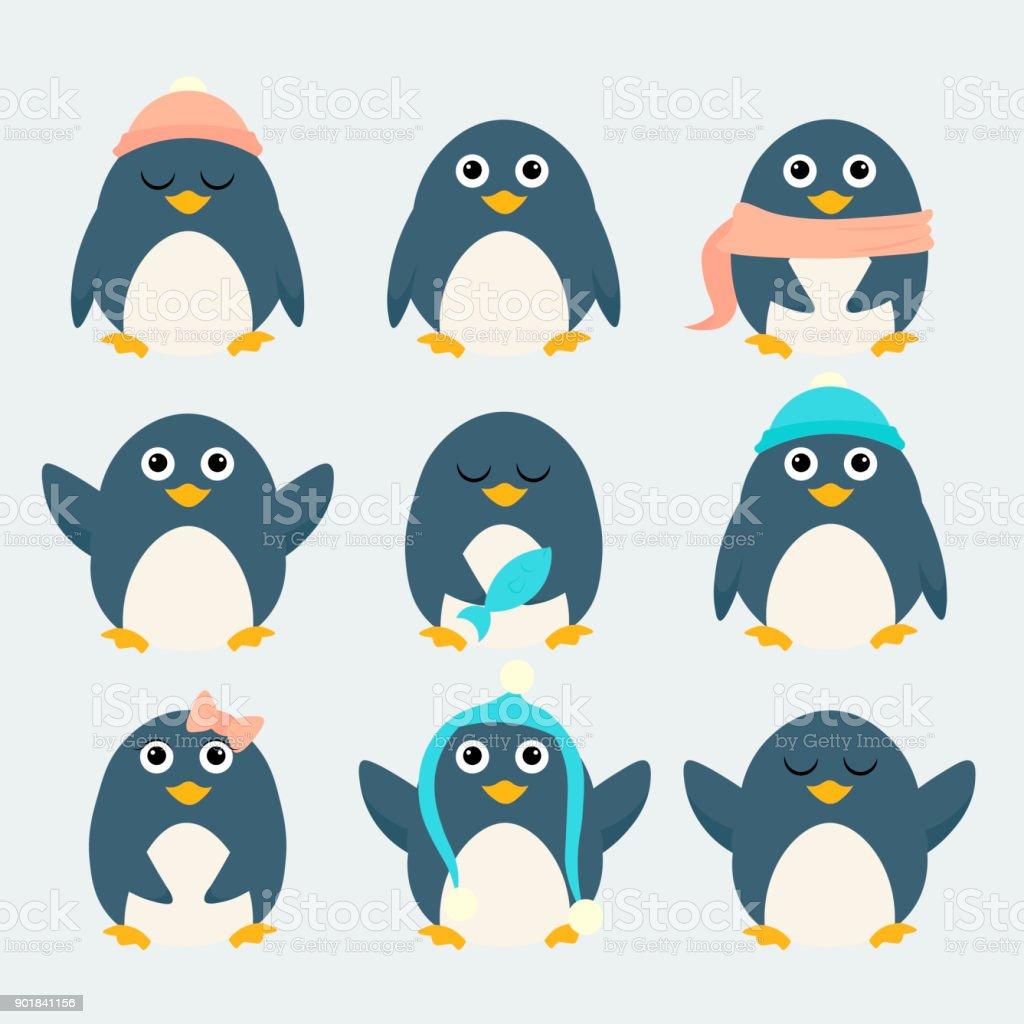 Bonito Patrones Que Hacen Punto Para Pingüinos Galería - Ideas de ...