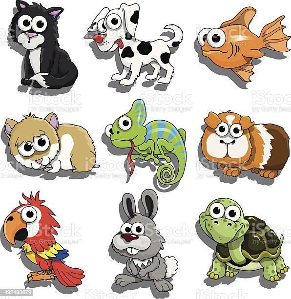 Cute pet animals vector id492493679?b=1&k=6&m=492493679&s=612x612&h=rxu5oia5nt9okroys fg  sr6h 2jzv8 9cvxf3ex3c=