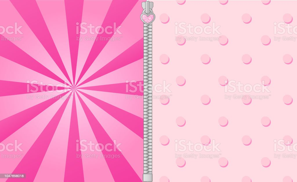 Cute Pink Background With Bright Beams Lol Doll Surprise Party