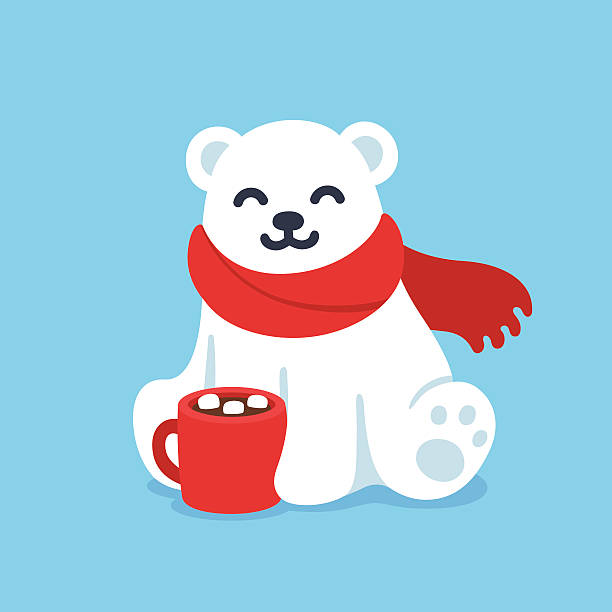 Best Polar Bear Cub Illustrations, Royalty-Free Vector ...