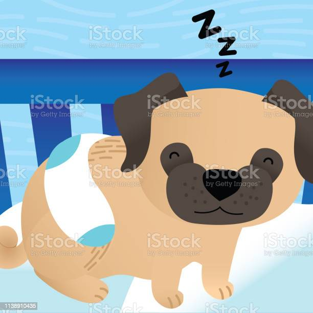 Cute pug sleeping in laundry basket vector id1138910435?b=1&k=6&m=1138910435&s=612x612&h=bkv7btgnddewowpsvcialwq vbv l87orhk17m2cbik=