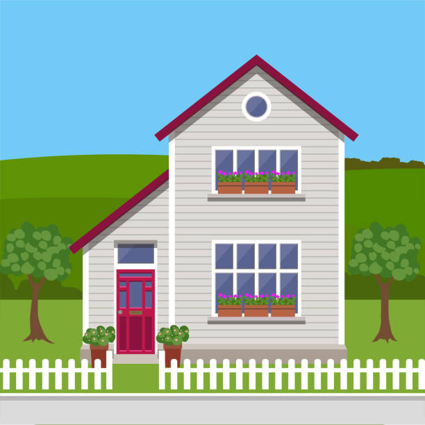 Landscape Design Front Of House No Grass