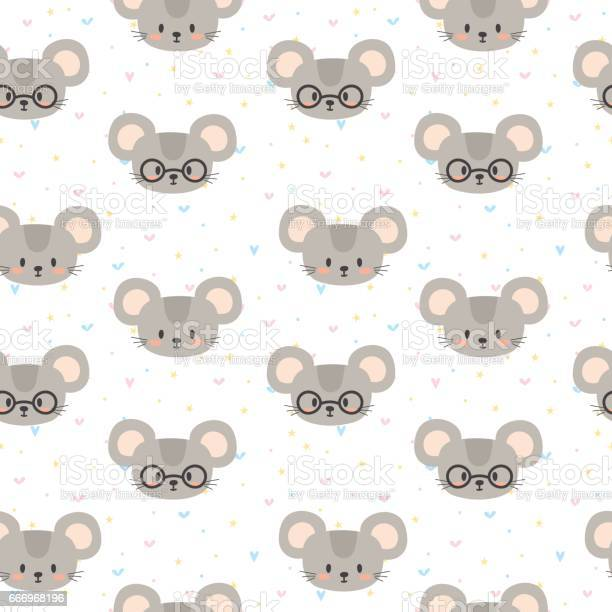 Cute seamless pattern for children with funny mouses smile characters vector id666968196?b=1&k=6&m=666968196&s=612x612&h=u8zwh8lxudtnc5uq4wmbys9ufgthnewdhd5d8ktqvz4=