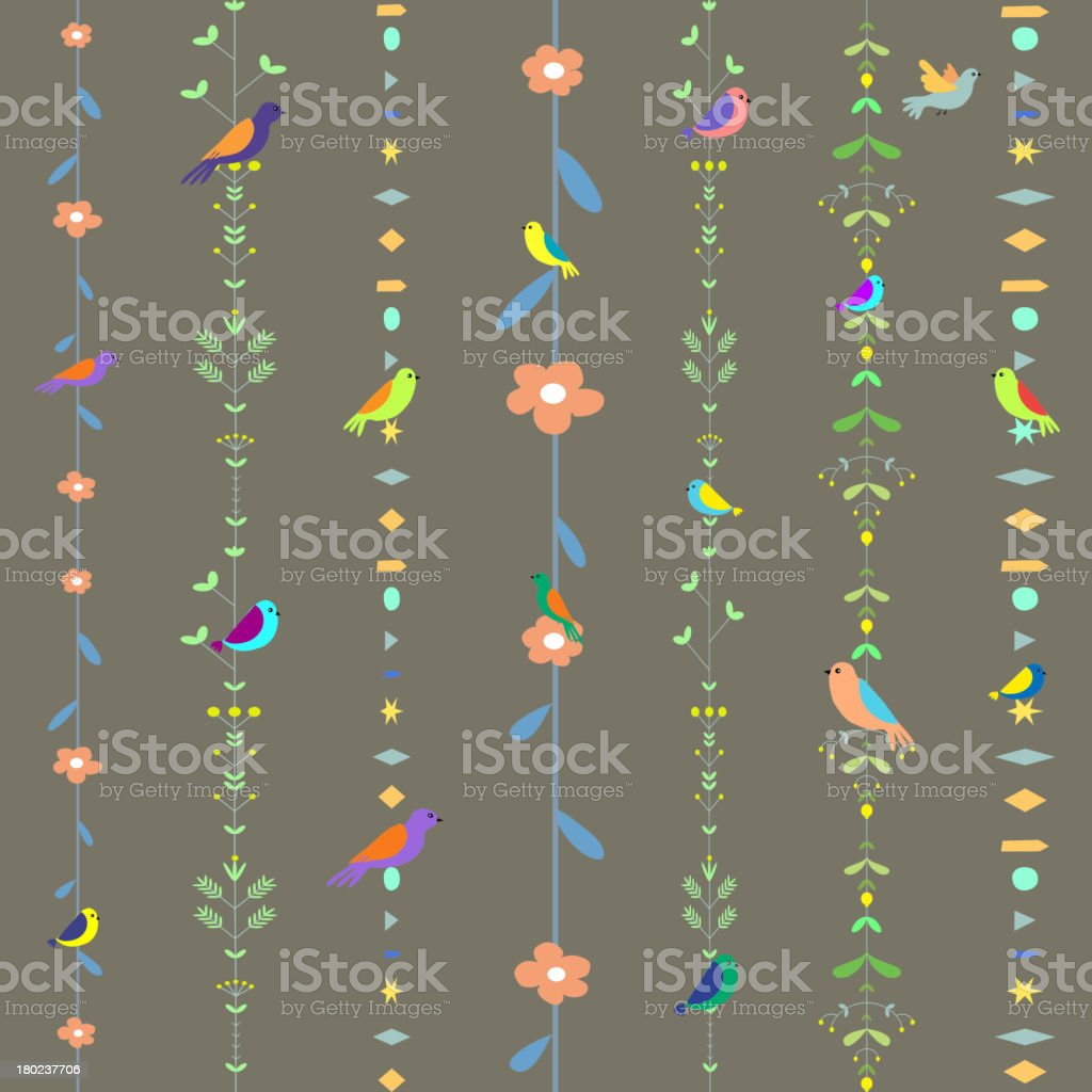 Cute seamless pattern royalty-free cute seamless pattern stock vector art & more images of animal markings